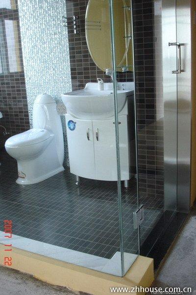 上海杨浦整体淋浴房维修拆装 高清图片
